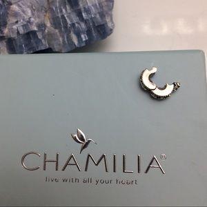NEW CHAMILIA SPACER CHARM ACCESSORY BRACELET